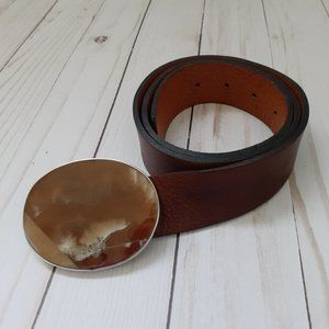 airedelsur Onyx Buckle Belt